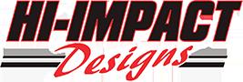 HI-Impact Designs Logo